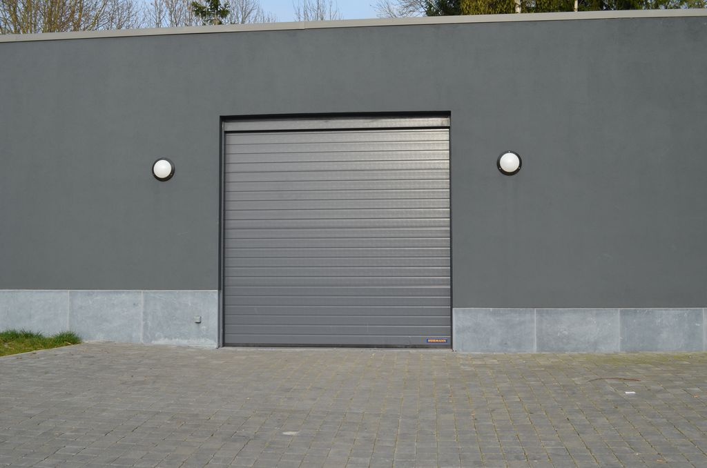 Portes industrielles crawford sprl linchet for Porte garage sectionnelle crawford